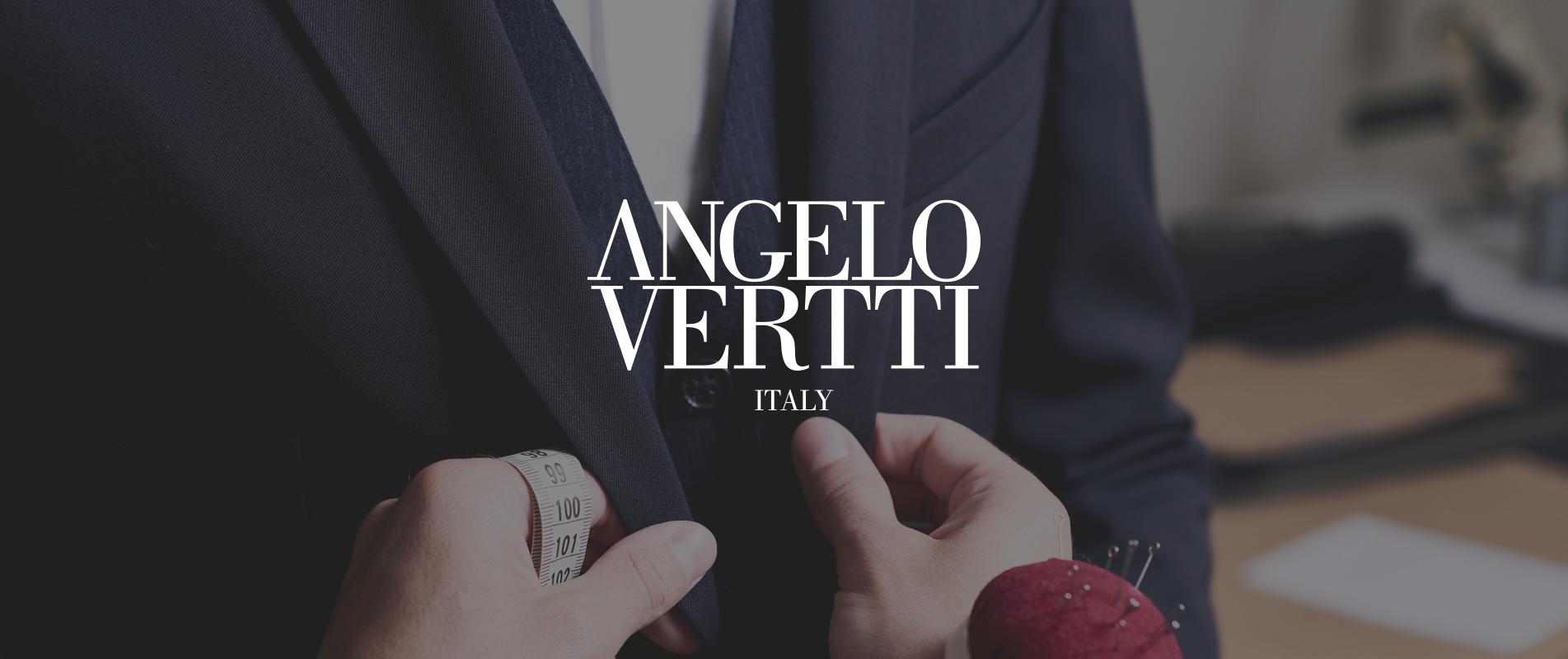 Jaqueta marron e camiseta cinza básica - Angelo Vertti Italy